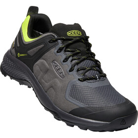 Keen Exp*** WP Schuhe Herren magnet/bright yellow
